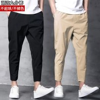 Quick drying pants male sixty-seven point eight zero 51-100 yuan Tagkita / she and others S suits 85-100kg, m suits 100-115kg, l suits 115-130kg, XL suits 130-145kg, 2XL suits 145-160kg, 3XL suits 160-170kg Ninth pants spring