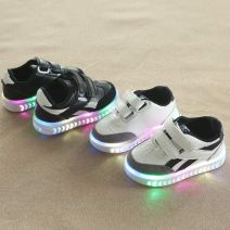 Low top shoes Other / other other PVC chemical fiber Internal elevation Flat heel (1cm or less) Shallow mouth Two layer pigskin Spring 2016 leisure time T-strap  A-8