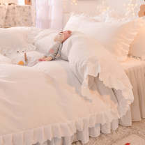 Quilt cover Fasna Solid color Qualified products Korean style Other 100% Other 100% Thermal storage