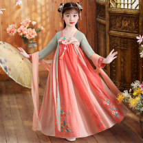 Tang costume Jade pendant (6 for free, shoes excluded) jade pendant (7 for free, shoes included, shoe code left) shoe code table (don't take this option) 100 110 120 130 140 150 160 Other 100% Xinmi Chinese Mainland Jiangsu Province Spring 2021 Suzhou