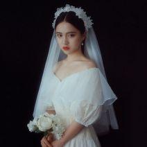Headdress 60cm-80cm Off white off white Nafida Winter 2011