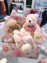 Multiple sets of hats, scarves, gloves, etc Other / other Pink, purple Eardrum , scarf , Pink earbag Ningbo stock mezzo piano