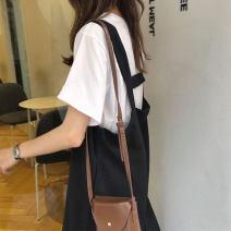 glove other T-shirt + strap skirt S M L XL Mengka sheep Summer 2021