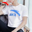 Sports T-shirt Anta S M L XL 2XL 3XL Short sleeve male Crew neck 95728148SM routine Moisture absorption, perspiration, quick drying and ventilation Spring 2020 Brand logo Sports & Leisure Sports life Cotton polyester no
