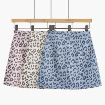 skirt Summer 2021 S,M,L,XL Apricot, blue, pink Short skirt commute High waist skirt Solid color Type A 25-29 years old 51% (inclusive) - 70% (inclusive) other other printing 601g / m ^ 2 and above