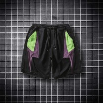 trousers Ou Yangfeng male summer shorts leisure time Sports pants No model middle-waisted Tether polyester Don't open the crotch Cotton 100.00% OYF20B-LT0107 Class B Summer 2021 12, 11, 3, 7, 8, 4, 5, 9, 10, 6 Chinese Mainland No plush Zhejiang Province Hangzhou Black grey