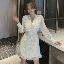 Cosplay women's wear suit goods in stock Over 14 years old Black, white comic S,L,M