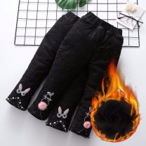 trousers Other / other female 75 / 4 height 75-85cm, 85 / 6 height 85-90cm, 90 / 8 height 90-95cm, 95 / 10 height 95-100cm, 100 / 12 height 100-105cm, 110 / 14 height 105-110cm, 120 / 16 height 110-120cm winter trousers Korean version Jeans High waist Denim Class A 4 years old