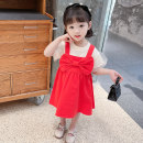 Dress female Other / other Other 100% spring and autumn Korean version Long sleeves Solid color other other LTSG-C01 Class B 12 months, 6 months, 9 months, 18 months, 2 years old, 3 years old, 4 years old, 5 years old, 6 years old Chinese Mainland 80cm,90cm,100cm,110cm,120cm,130cm