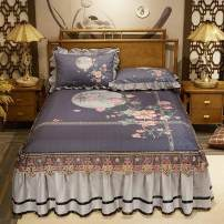 Bed skirt 150x200cm bed skirt, 180x200cm bed skirt, 180x220cm bed skirt, 200x220cm bed skirt, 150x200cm bed skirt + pillow case, 180x200cm bed skirt + pillow case, 180x220cm bed skirt + pillow case, 200x220cm bed skirt + pillow case Others Nepenthes Plants and flowers Qualified products A5B34381