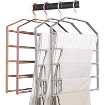 Pants rack Rose gold, silver, gold frosted, [discount 6 yuan] 2 sets of rose gold, [discount 6 yuan] 2 sets of silver, 2 sets of frosted gold [discount 6 yuan], 3 sets of rose gold [discount 15 yuan], 3 sets of silver [discount 15 yuan], 3 sets of frosted gold [discount 15 yuan] KJ-0216 Love is clean