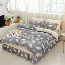 Bedding Set / four piece set / multi piece set Others Embroidery, quilting Others See details Other / other Others 4 pieces See details First Grade Simplicity twill X52