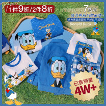 suit luson One size, 80, 90, 100, 110, 120, 130, 140, 150, s, m, l, XL male summer Cartoon Long sleeve + pants 4 pieces or more routine There are models in the real shooting Socket nothing Cartoon animation other LMZC1115 Other 100%