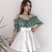 Cosplay women's wear jacket goods in stock Over 14 years old Green dress, black dress, white dress, white dress, green dress comic One size fits all, s, m, l, medium, XL Other / other ND268161