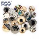 Button rgg JS1272 Metal