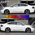 Car decoration stickers Stickers Body stickers Highlight moment ggsk cqxdt.01