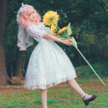 Lolita / soft girl / dress Floating feather One size fits all, l, m, s, XL No season Pre sale A complete set of small things