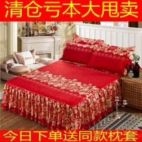 Bed skirt 120x200 for the same pillow case, 150x200 for the same pillow case, 180x200 for the same pillow case, 180x220 for the same pillow case, 200x220 for the same pillow case cotton Other / other Plants and flowers