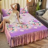 Bed skirt 90x200cm bed [send 1 pillow case], 120x200cm bed [send 1 pillow case], 150x200cm bed [send 2 pillow cases], 180x200cm bed [send 2 pillow cases], 180x220cm bed [send 2 pillow cases], 200x220cm bed [send 2 pillow cases] Others Other / other Others