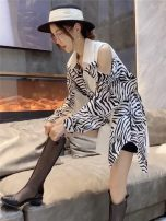 "shirt Color matching shirt S ""80-100"" Jin, M ""100-110"" Jin, l ""110-120"" Jin, XL ""120-135"" Jin, 2XL ""135-150"" Jin, collect baby gift + freight insurance Spring 2021 polyester fiber 51% (inclusive) - 70% (inclusive) Long sleeves commute Medium length stand collar Single row multi button routine Chiffon"