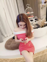 Dress Spring of 2019 Black, white, dark blue, red Average size Short skirt singleton  Short sleeve One word collar Solid color Socket One pace skirt other Breast wrapping 18-24 years old cotton