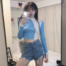 Cosplay women's wear Other women's wear goods in stock Over 3 years old blue original See description See description M
