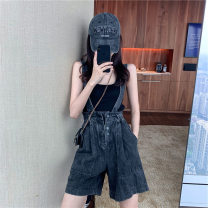 Fashion suit Spring 2021 S,M,L,XL Picture color suit 18-25 years old E6693