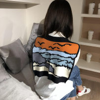 Scarf / silk scarf / Shawl other Print Pink Purple Print grey green print orange blue Spring and summer female Shawl decorate other Middle aged youth Plants and flowers bow Su Shiqi fiBUy38073637367258094644713_ thirty-six Autumn 2020 no