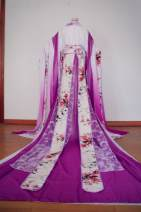 Cosplay women's wear suit goods in stock Over 14 years old Graph color Original, film and television Medium, small, large Chinese Mainland Ancient style, Hanfu