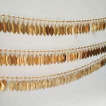 lace Gold a 90cm, gold B 90cm, gold C 90cm, gold D 90cm, gold e 90cm, silver f 90cm, silver g 90cm, silver I 90cm, color bead J 90cm, gold K 90cm, gold wafer l 90cm Other / other