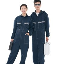 Work uniform Other / other Machine maintenance Conjoined go to work cotton Large size