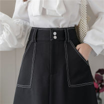 Cosplay women's wear skirt goods in stock Over 14 years old Black, off white comic S,XL,L,M