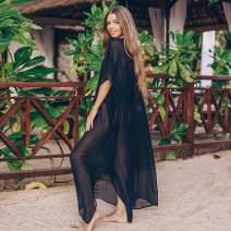 Beach coat black Average size Xanyee / Chan Yi ZS1085