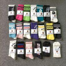 Sports socks Ape head Unisex For men and women High tube China Winter of 2019