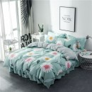 Bed skirt one . 2 beds / Three piece Bed Skirt Set , one . 5 beds / Four piece Bed Skirt Set , one . 8 beds / Four piece Bed Skirt Set , one . eight * two . 2 beds / Four piece Bed Skirt Set , two . 0 bed / Four piece Bed Skirt Set cotton Other / other Plants and flowers Qualified products