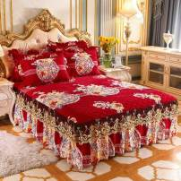Bed skirt Others Yousiya Plants and flowers Qualified products