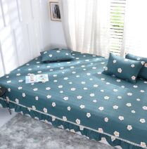 Bed cover Other / other cotton Plants and flowers Qualified products JNCG032