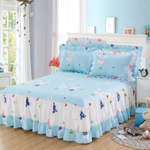 Bed skirt cotton Yier room Plants and flowers Qualified products