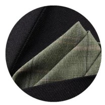 Pocket towel other business affairs other Ordinary dress Yarn dyed weaving blending