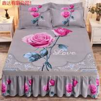 Bed skirt 1.5x2.0m bed (bed skirt) t, 1.8x2.0m bed (bed skirt) t, 2.0x2.2m bed (bed skirt) t, 1.2x2.0m bed (bed skirt) t Others Dragon and Phoenix greeting T, eternal union T, Love Commemoration T, full moon T, love t, rich flower T, brown bear headmaster T, life t Other / other Plants and flowers