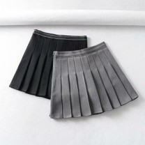 skirt Autumn 2020 XS,S,M,L,XL Wt518 black, wt518 grey