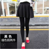 Leggings Winter 2017 Black [plush and thickened] M,L,XL,2XL thickening trousers 18-24 years old Other / other other