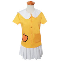 Cartoon T-shirt / Shoes / clothing Game for Peace other Over 3 years old goods in stock L13 round neck T-shirt + shorts + hat-j72, p87-duck backpack-u91, s83-duck hat-q16, b48-short sleeve women's clothing-j67, a37-long sleeve women's clothing-q47, i63-long sleeve men's clothing + hat-j47 nothing