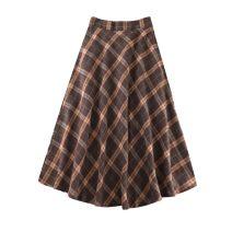 Gift bag / plastic bag Check pattern