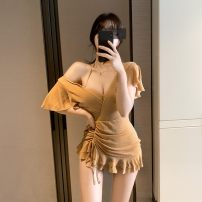 Cosplay women's wear Other women's wear goods in stock Over 14 years old skin colour comic M,L,XL Touch miss See description