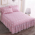 Bed skirt cotton Make up e home Plants and flowers Qualified products JZD-QXWY