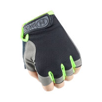 Bicycle gloves ROGTYO Upgraded black + care oil, upgraded gray + care oil, upgraded blue + care oil, upgraded pink + care oil, upgraded Black Green + care oil, ordinary black (no oil), ordinary blue (no oil), ordinary red (no oil) M,L,XL Half finger gloves currency