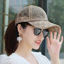 Hat other Baseball cap spring female Sweet and lovely middle age dome Big eaves 20-24 years old Mesh Shopping other Other / other