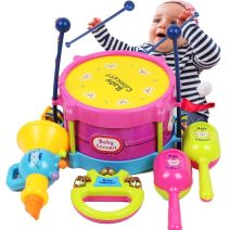 Percussion instruments See description NO x 12 months, 18 months, 2 years old Other toys Other overseas regions 7-piece cost-effective set (890-22) 10-30 yuan