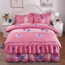 Bedding Set / four piece set / multi piece set Others other Others See description Other / other Others Others See description 1.5m bed quilt cover 180 * 220 4-piece set, 1.5m bed quilt cover 200 * 230 4-piece set, 1.8m bed quilt cover 200 * 230 4-piece set, 2.0m bed quilt cover 200 * 230 4-piece set
